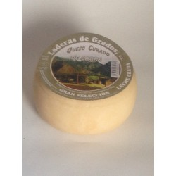 Queso de cabra curado natural leche cruda